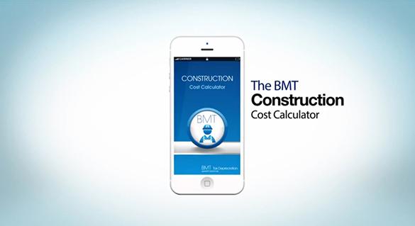 Car Depreciation Calculator >> Construction Cost Calculator & App | BMT Tax Depreciation